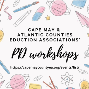 Cape May & Atlantic County Eduction Associations